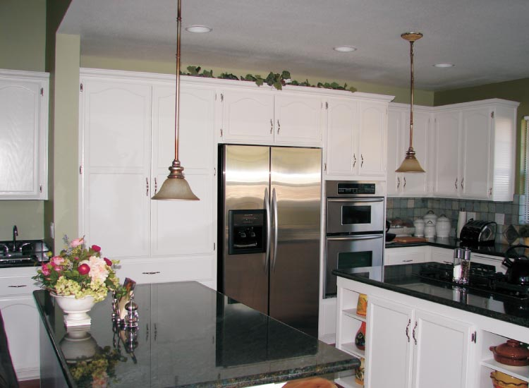 Folsom kitchen remodel by DeVault Construction